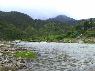 Chico River (Philippines) river in the Philippines