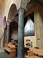 Chiesa di San Gregorio Maggiore, Spoleto. Organo.jpg