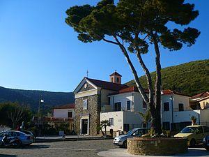 Ogliastro Marina - St. Mary's church