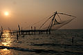 Chinese fishing net in Kochi.jpg