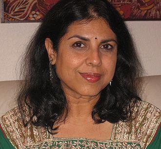 Chitra Banerjee Divakaruni - Image: Chitra Banerjee Divakaruni