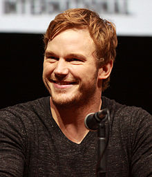 Description de l'image  Chris Pratt by Gage Skidmore.jpg.