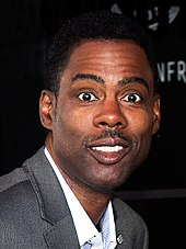 Picture of actor and comedian Chris Rock in 2012.