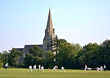 Christ Church Southgate from the Walker Ground.jpg