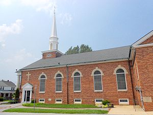 Spry, Pennsylvania - Christ Lutheran Church