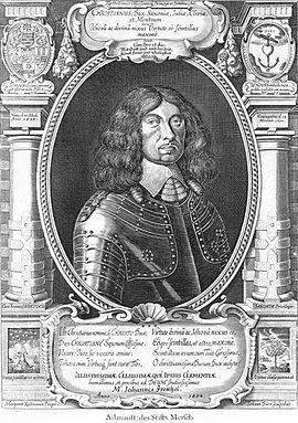 Christian I., Sachsen-Merseburg, Herzog