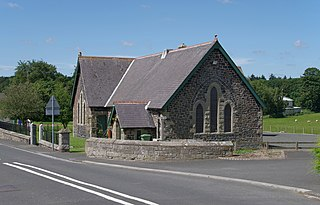 Christon Bank Methodist Church, originally a Primitive Methodist chapel
