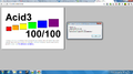 Chrome Acid3 Test result without any errors!!.png