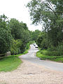 Church Road through the village of Hedenham - geograph.org.uk - 1405664.jpg