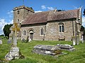 Church of St John the Evangelist, Pauntley - geograph.org.uk - 850760.jpg
