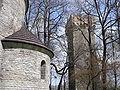 Cieszyn St.Nikolauskirche+Piastenturm 2.jpg
