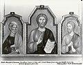 Cimabue - 1) Saint Pierre. 2) Le Christ. 3) Saint Jacques.jpg