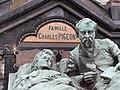 Cimetière du Montparnasse - Sépulture Charles Pigeon - Détail du couple.jpg