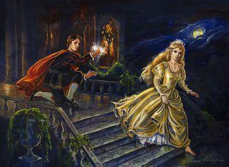 Cinderella by Elena Ringo