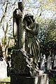 City of London Cemetery Headington, Greyson, Saffell monument 2.jpg