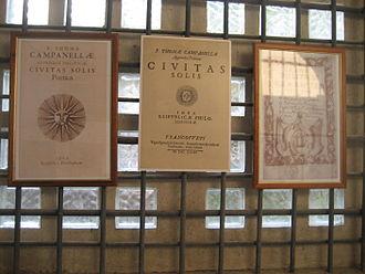 The City of the Sun - Image: Civitas Soli
