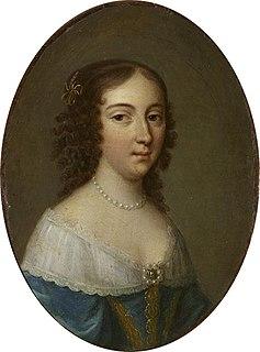 Claire-Clémence de Maillé-Brézé Princess of Condé