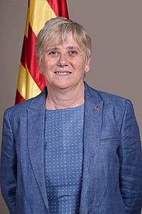 Clara Ponsatí retrat oficial govern 2017.jpg