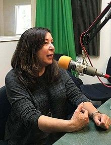 height Claudia Puig