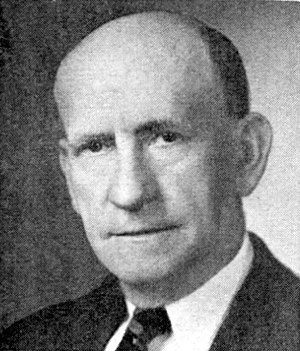 Cleveland M. Bailey - From 1953's Pocket Congressional Directory of the 83rd Congress