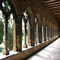 Cloister of Unterlinden Museum, Colmar.jpg
