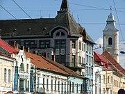 Cluj-Napoca King Ferdinand Bvd