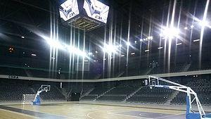 CS Universitatea Cluj-Napoca (men's basketball) - Sala Polivalentă