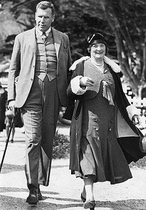 Clutha Mackenzie - Clutha Mackenzie in 1931