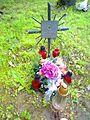 Cmentarz na Barbarce w Toruniu, mogiły indywidualne2.jpg