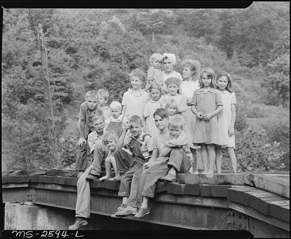 File Coal Camp Children Dixie Darby Fuel Company Marne