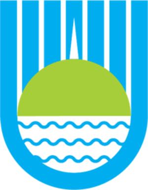 Birobidzhan - Image: Coat of Arms of Birobidzhan