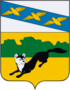 Coat of arms of Bolshesoldatsky District
