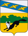 Coat of Arms of Bolshesoldatsky rayon (Kursk oblast).png