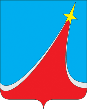 Lyubertsy - Image: Coat of Arms of Lyubertsy (Moscow oblast) (2007)