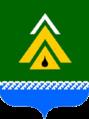 Coat of Arms of Nizhnevartovsky rayon (Khanty-Mansyisky AO).png