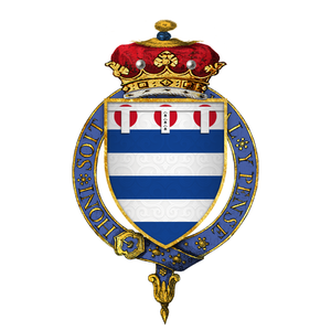 Thomas Grey, 1st Marquess of Dorset - Arms of Thomas Grey, 1st Marquess of Dorset, KG