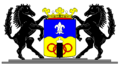 Coat of arms of Dronten.png