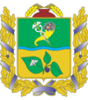 Coat of arms of Nova vodolaga.png