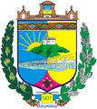 Coats of arms of Vashkivtsi (Ukraine).png