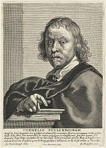 Coenraet Waumans - Portrait of Cornelis van Poelenburch.jpg