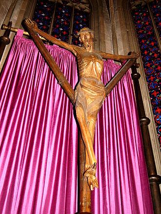 Forked cross - The Coesfeld Cross