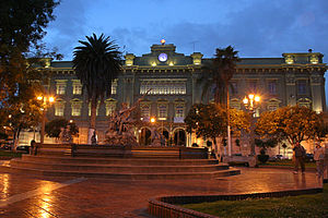 Colegio Maldonado Riobamba