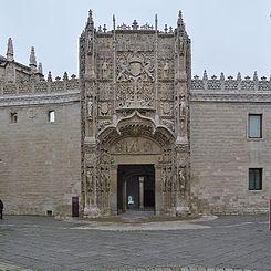 Museo Nacional de Escultura - Wikipedia, la enciclopedia libre