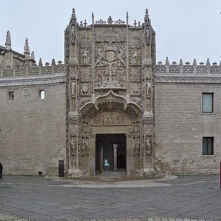 Museo Nacional de Escultura, Valladolid Art museum, sculptural museum, Historic site in Valladolid, Spain