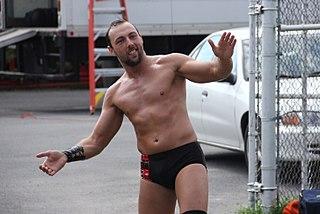 Colin Delaney American professional wrestler