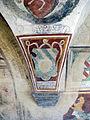 Colle, palazzo pretorio, int., salone (dimezzato), stemma carnesecchi.JPG