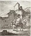 Collection de cent-vingt estampes, gravée d'après les tableaux and dessins qui composoient le cabinet de m. Poullain précédée d'un abrégé historique de la vie des auteurs qui la composent Cette suite (14592064290).jpg