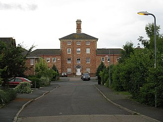 Powick - Collett's Green - the former hospital