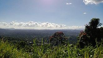 Las Piedras, Puerto Rico - Image: Collores, Las Piedras, Puerto Rico panoramio (1)