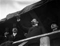 Comício republicano, Afonso Costa discursando - 1907.png